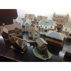 Model Kits & Model Buildings For Model Railway Layouts