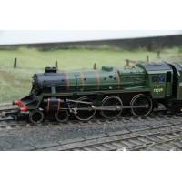 Class 4 4-6-0 BR Standard Loco 75029
