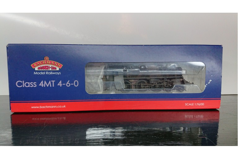 Bachmann 31-116 Standard Class 4MT OO Gauge High Weathered