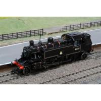 Ivatt Class 2MT 2-6-2 DCC Fitted 31-452B