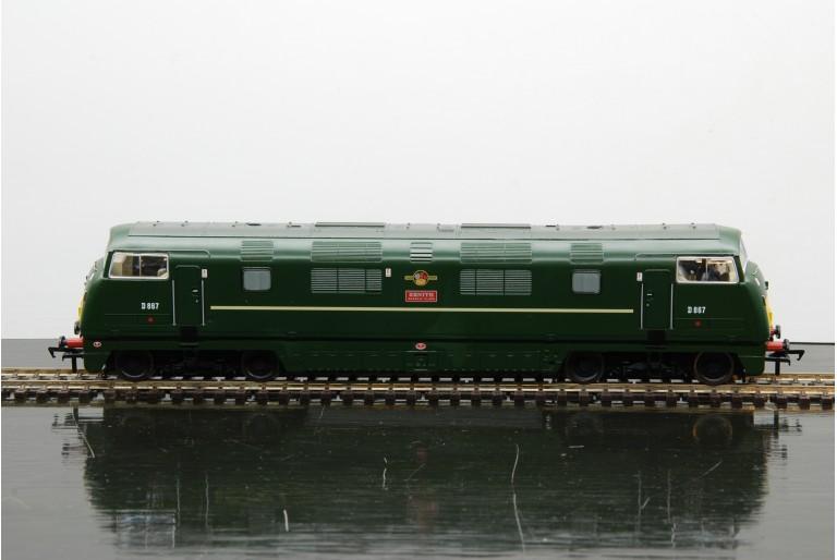 Class 42 Warship Zenith D867 - 32-051DC