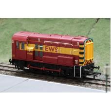 Bachmann 32-103 Class 08 Diesel Shunter - EWS Livery No. 08921