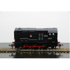 Class 08 BR Black Shunter Bachmann 32-110