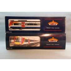 170/3 Turbostar 2 Car DMU Southwest Trains