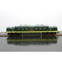 Class 55 Deltic DCC Fitted Queens Own Highlander