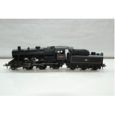 IVATT Class 4 BR Lined Black Late Crest 43047