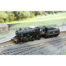 Class 4 2-6-0 BR Black DCC On Board Steam Loco