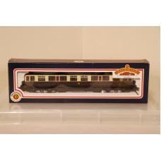 Collett 60ft Composite 3rd* Coach GWR S-Button
