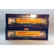 Intermodal Wagon DHL Bachmann 37-305