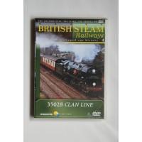 British Steam Railways #4 35028 Clan Line