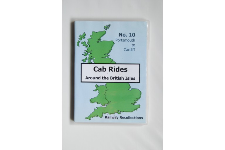 Cab Rides No. 10 Portsmouth To Cardiff