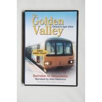 La vue sur les conducteurs de la vallée d'or Swindon Gloucester