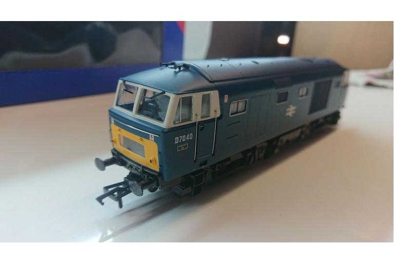 Heljan 3507 Class 35 Diesel Unit D7040