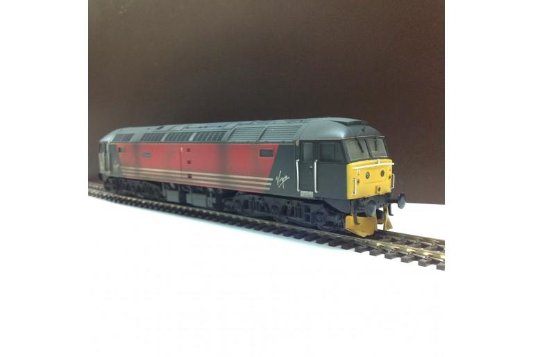 Heljan Virgin Trains Vulcan 47843 Weathered