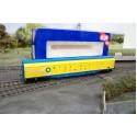 Blue Circle Cargo Waggon Heljan 5003