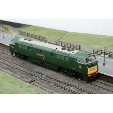 Western Empress Class 52 Heljan 5201