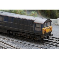 Mainline Weathered Class 58 Toton Traction Depot 58050