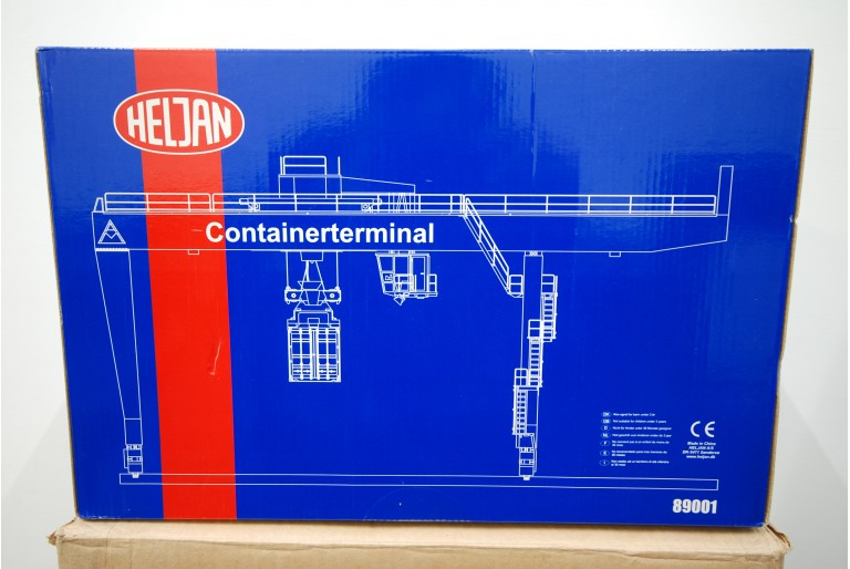 Heljan 89001 Container Crane Terminal