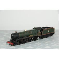 Winchester Castle 5042 Locomotive