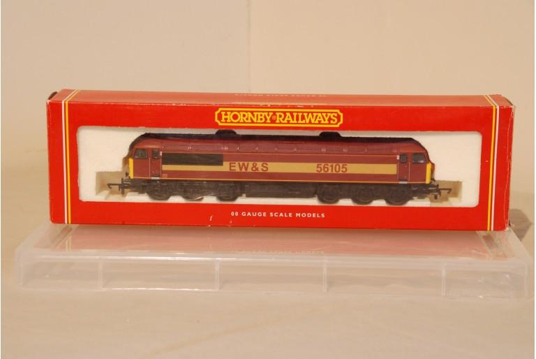 Hornby R2075A Class 56 EW&S