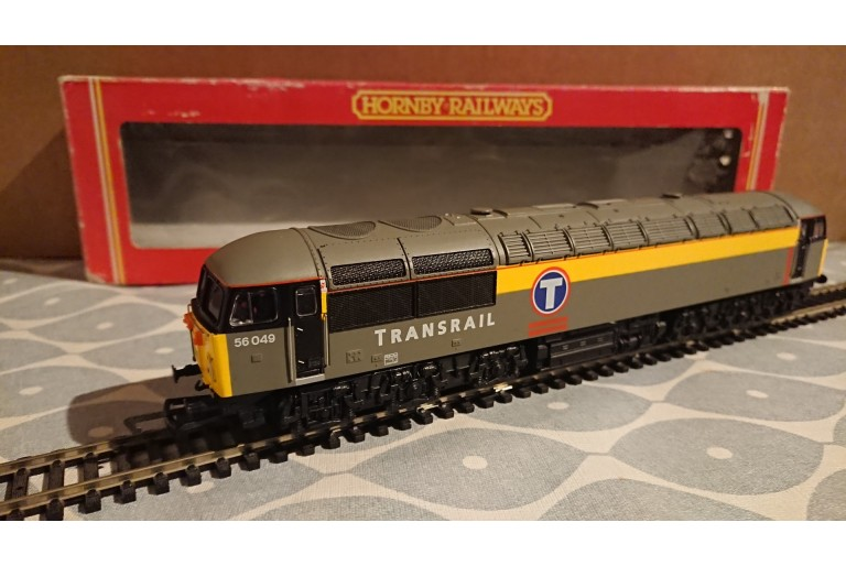 Transrail Class 56 56049 Hornby