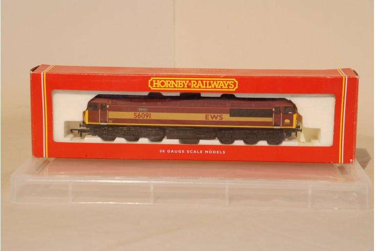Hornby Class 56 EWS Stanton 59091