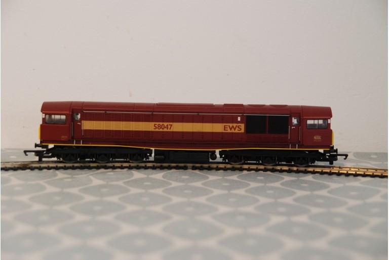 EWS Class 58 Hornby 58047