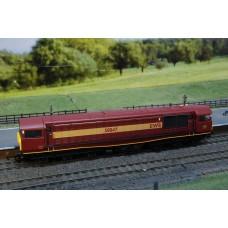 EWS Class 58 Diesel Loco Hornby R2125C
