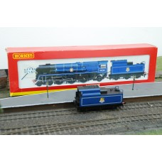 Tender Only - Hornby R2171 Canadian Pacific Merchant Navy Class Blue