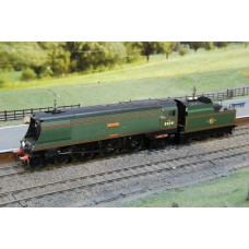 Class 4-6-2 West Country Wilton Steam Loco