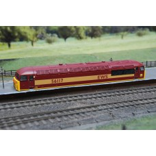 EWS Co-Co Diesel Electric Class 56 Locomotive - Shell Only