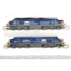 Hornby R2412 Mainline Class 37 Multi Weathered