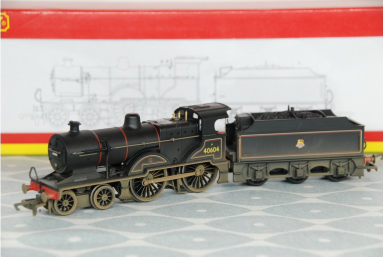 Fowler Class 2P BR Lined 40604