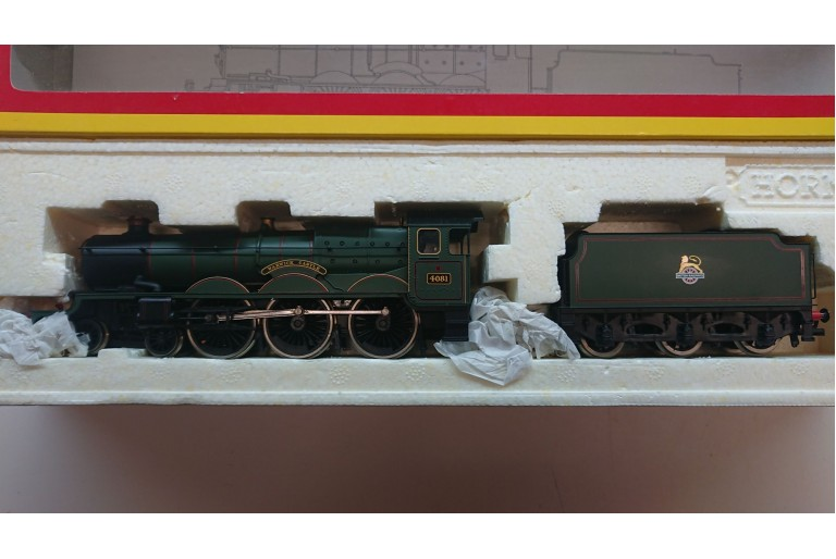 Hornby Warwick Castle 4081 + DCC Decoder Enclosed