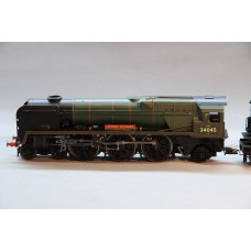 BR 4-6-2 Rebuilt West Country Class 34045 Ottery St Mary Loco