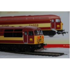 Class 56 EWS Weathered DCC Fitted