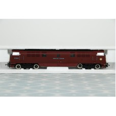 Class 52 Western Courier D1062