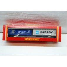 Hornby 2 x 30ft Containers Haulmark & Maersk