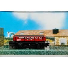 3 Plank Wagon Trimsaran Co Ltd - Hornby First