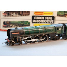 Hornby Oliver Cromwell Silver Seal