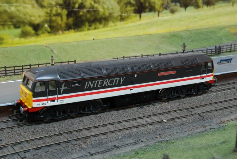 Class 47 Intercity Hornby R587 Northamptonshire