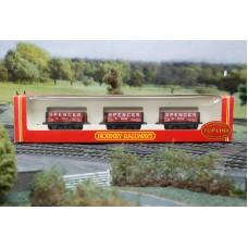 Three 5-Plank Wagons Spencer St Pauls R6039