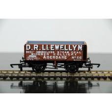 DR Llewellyn No 56 7 Plank Wagon