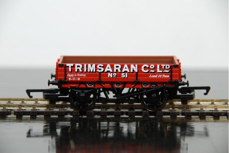 Trimsaran Co Ltd No 51 Plank Wagon