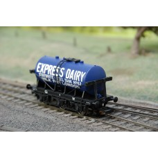 Express Dairy 6W Tanker No62 R6404