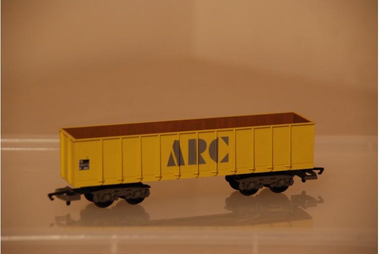 Bogie Tippler Wagon ARC Yellow