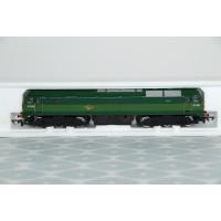 Class 47 D1520 BR Green R060