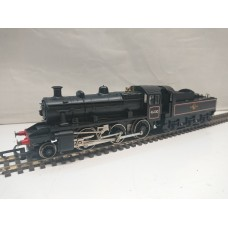 Ivatt Class 2 BR 2-6-0 No.46400 - Wreck