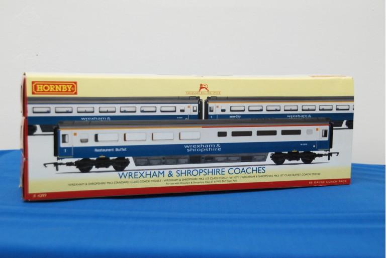 Wrexham & Shropshire Coaches Pack R4399