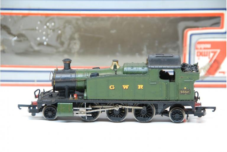 GWR Locomotive 5552 Lima